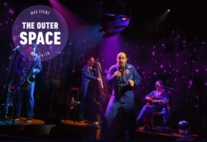 The Outer Space is a program put on by collaborator Ethan Lipton.