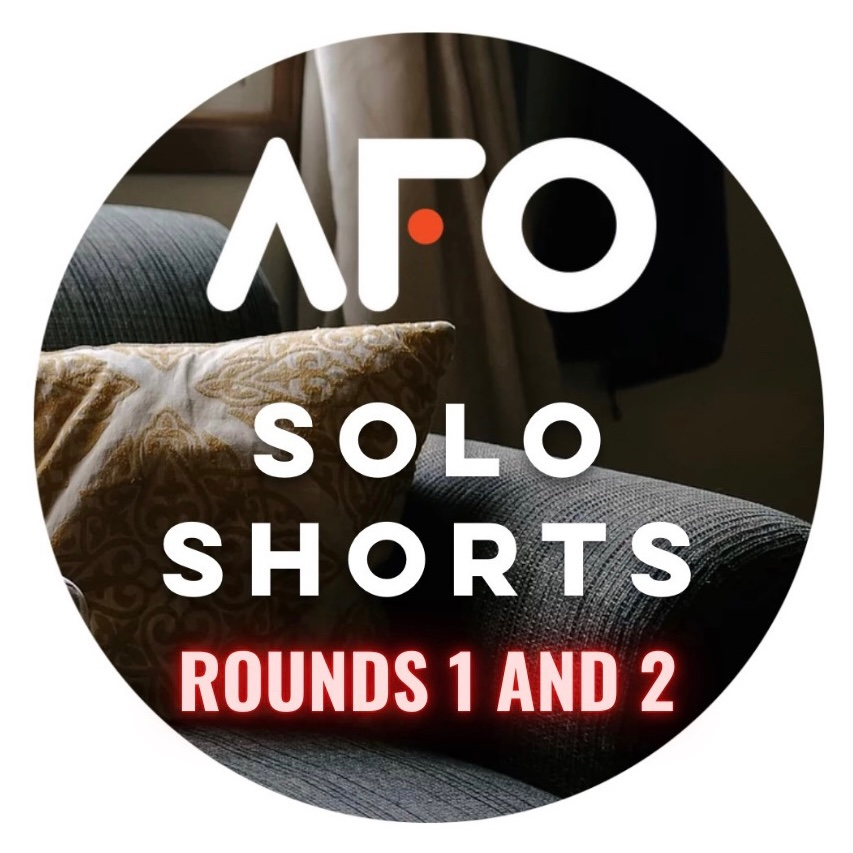 graphic: AFO solo shorts round 1 and 2